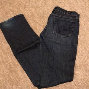 Citizens of Humanity Ava straight legs jeans